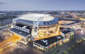 Amsterdam Arena - Architekturfotografie