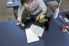 Industriefotografie Werkstatt Handwerk