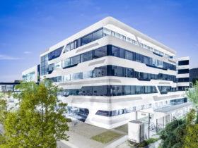 MED-EL Innsbruck Österreich Architektur Fotografie