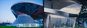 BMW Welt (World/Headquarter) - Münchener bzw. Starnberger Fotograf für Architektur