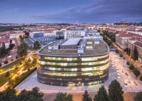 National Technical Library Prague (Prag) NTL - Immobilien Fotograf in München