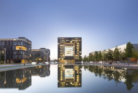 ThyssenKrupp Headquarter (Quarter/Q1) Essen - Architekturfotograf aus Starnberg bei München