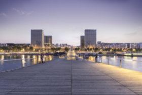 Bibliothèque nationale de France in Paris - by Michael Pruckner