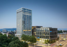 Baloise Park Basel Architektur Fotograf