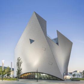 Landesgalerie Niederoesterreich Krems Kunstmeile Galerie Architekturfotografie München